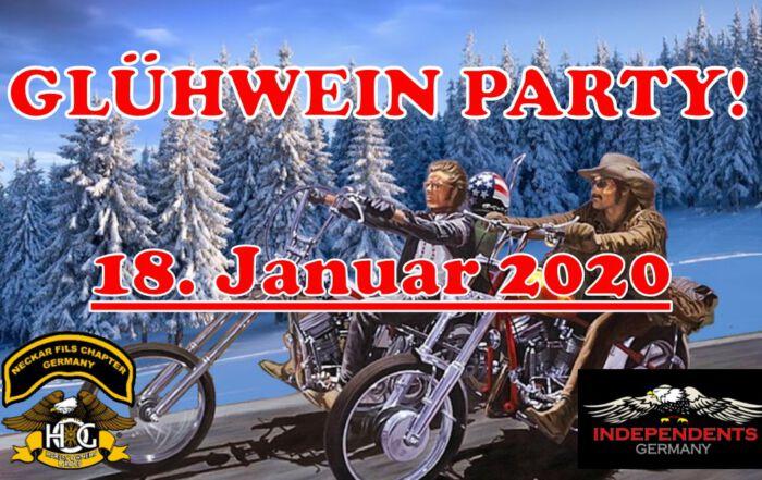Glühwein Party 2020