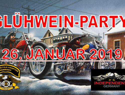 Glühwein Party 2019